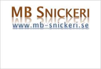 M.B. SNICKERI
