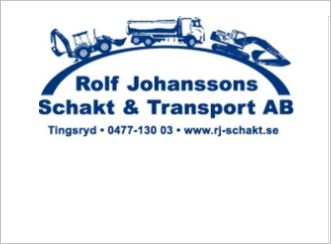 ROLF JOHANSSONS SCHAKT & TRANSPORT
