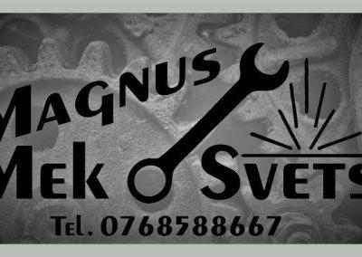 MAGNUS MEK & SVETS